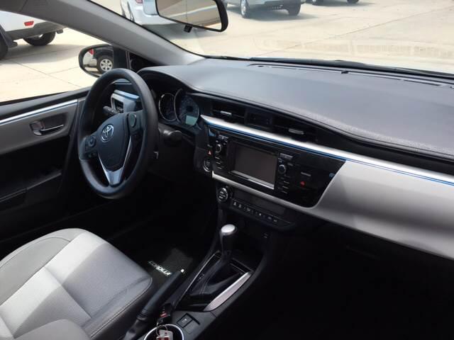 2014 Toyota Corolla LE Plus 4dr Sedan - Columbus NE