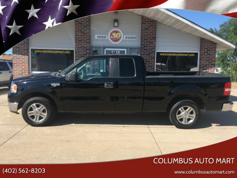 2007 Ford F-150 for sale at Columbus Auto Mart in Columbus NE