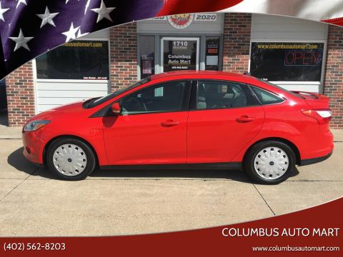 2014 Ford Focus for sale at Columbus Auto Mart in Columbus NE