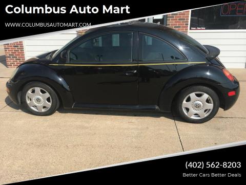 1998 Volkswagen New Beetle for sale at Columbus Auto Mart in Columbus NE