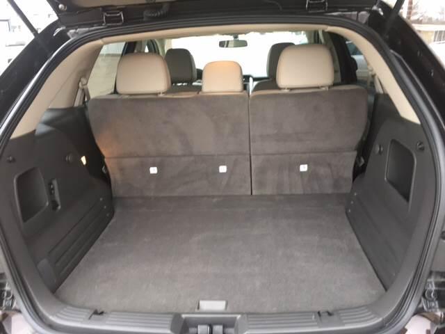 2013 Ford Edge SEL AWD 4dr SUV - Columbus NE