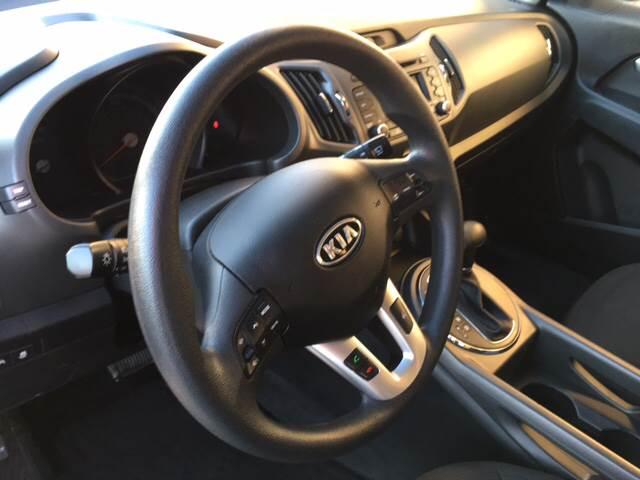 2012 Kia Sportage AWD LX 4dr SUV - Columbus NE