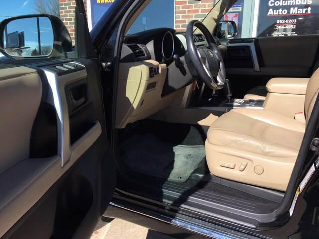 2011 Toyota 4Runner 4x4 SR5 4dr SUV - Columbus NE