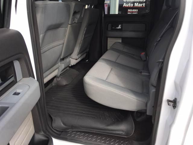 2014 Ford F-150 4x4 XLT 4dr SuperCrew Styleside 5.5 ft. SB - Columbus NE