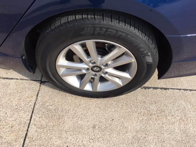 2016 Hyundai Sonata SE 4dr Sedan - Columbus NE