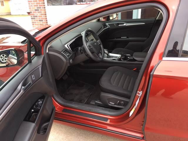 2014 Ford Fusion SE 4dr Sedan - Columbus NE