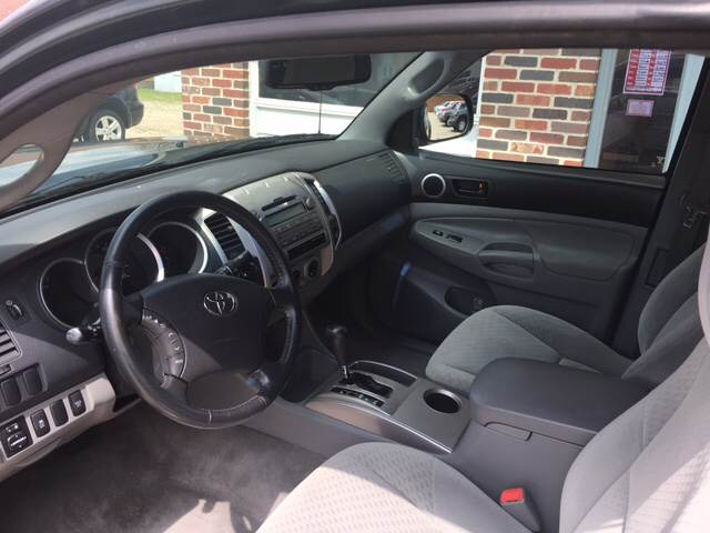 2010 Toyota Tacoma 4x4 V6 4dr Access Cab 6.1 ft SB 5A - Columbus NE