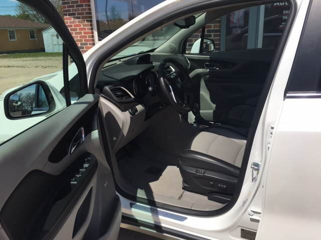 2013 Buick Encore AWD Leather 4dr Crossover - Columbus NE
