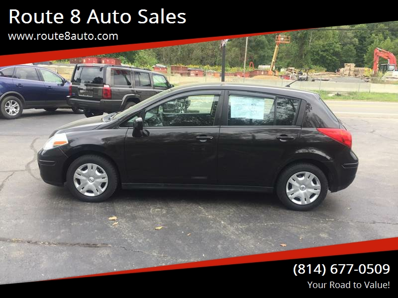 Wonderful 2010 Nissan Versa 1.8 S 4dr Hatchback 6M   Oil City PA