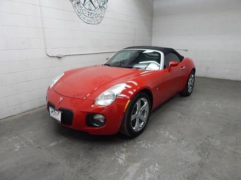 2008 Pontiac Solstice for sale in Odessa, TX