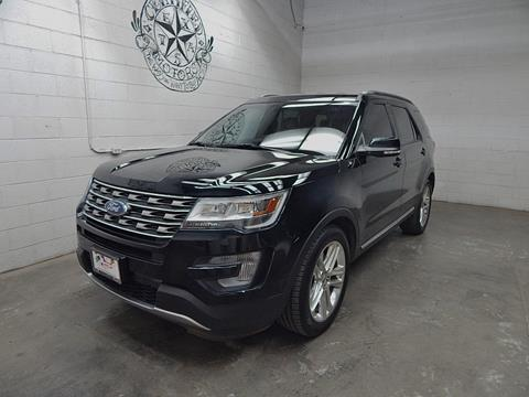 2016 Ford Explorer for sale in Odessa, TX