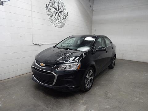 2019 Chevrolet Sonic for sale in Odessa, TX