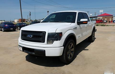 Ford Odessa Tx >> 2013 Ford F 150 For Sale In Odessa Tx