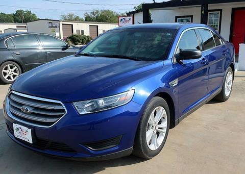 2015 Ford Taurus for sale in Odessa, TX