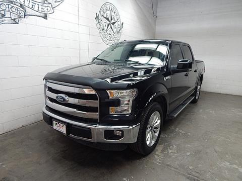 2016 Ford F-150 for sale at Texas Certified Motors Odessa - Texas Certified Motors in Odessa TX