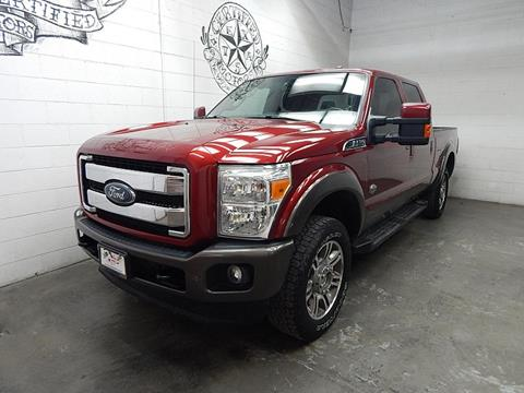2016 Ford F-250 Super Duty for sale at Texas Certified Motors Odessa - Texas Certified Motors in Odessa TX