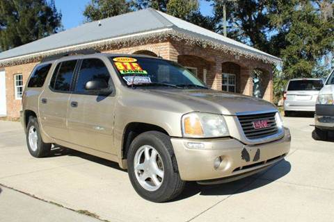 2005 GMC Envoy XL for sale at MITCHELL AUTO ACQUISITION INC. in Edgewater FL