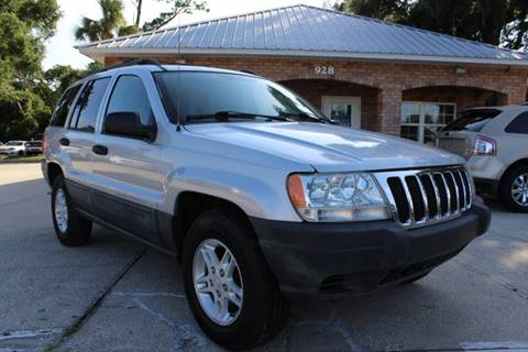 2003 Jeep Grand Cherokee for sale at MITCHELL AUTO ACQUISITION INC. in Edgewater FL