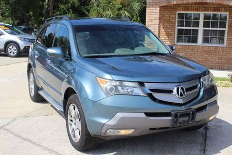 2008 Acura MDX for sale at MITCHELL AUTO ACQUISITION INC. in Edgewater FL