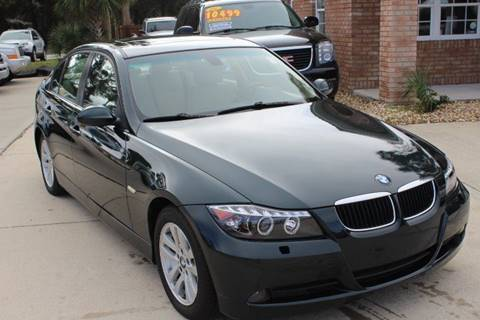 2006 BMW 3 Series for sale at MITCHELL AUTO ACQUISITION INC. in Edgewater FL