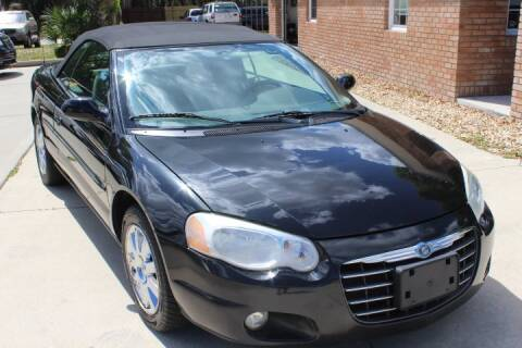 2004 Chrysler Sebring for sale at MITCHELL AUTO ACQUISITION INC. in Edgewater FL