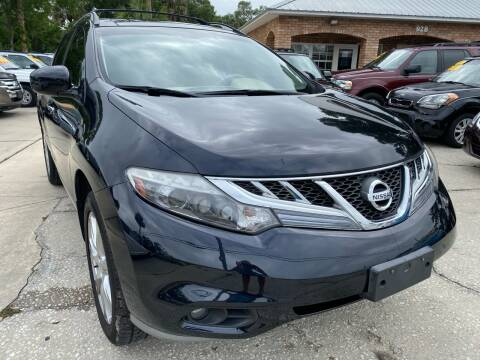 2012 Nissan Murano for sale at MITCHELL AUTO ACQUISITION INC. in Edgewater FL