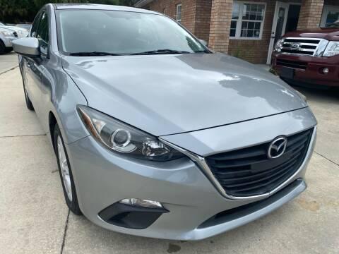 2014 Mazda MAZDA3 for sale at MITCHELL AUTO ACQUISITION INC. in Edgewater FL