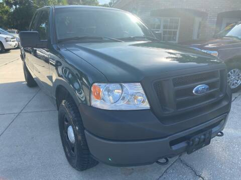 2008 Ford F-150 for sale at MITCHELL AUTO ACQUISITION INC. in Edgewater FL