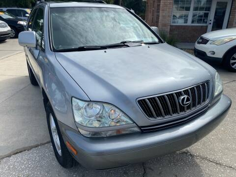 2002 Lexus RX 300 for sale at MITCHELL AUTO ACQUISITION INC. in Edgewater FL