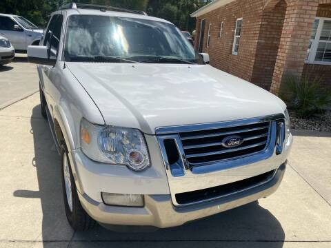 2010 Ford Explorer for sale at MITCHELL AUTO ACQUISITION INC. in Edgewater FL