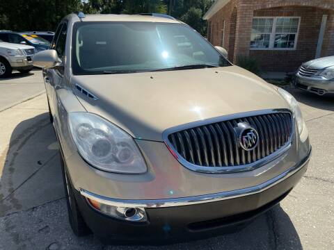 2012 Buick Enclave for sale at MITCHELL AUTO ACQUISITION INC. in Edgewater FL