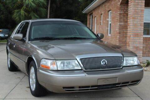 2004 Mercury Grand Marquis for sale at MITCHELL AUTO ACQUISITION INC. in Edgewater FL