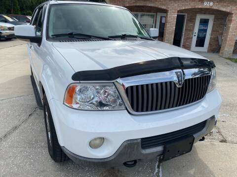 2003 Lincoln Navigator for sale at MITCHELL AUTO ACQUISITION INC. in Edgewater FL
