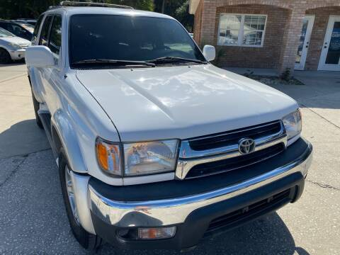 2002 Toyota 4Runner for sale at MITCHELL AUTO ACQUISITION INC. in Edgewater FL