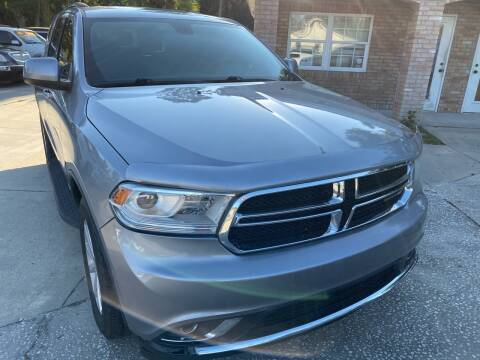 2014 Dodge Durango for sale at MITCHELL AUTO ACQUISITION INC. in Edgewater FL