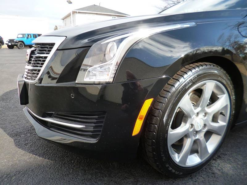 2016 Cadillac Ats 2 0t Luxury Collection 4dr Sedan In Pennsville Nj