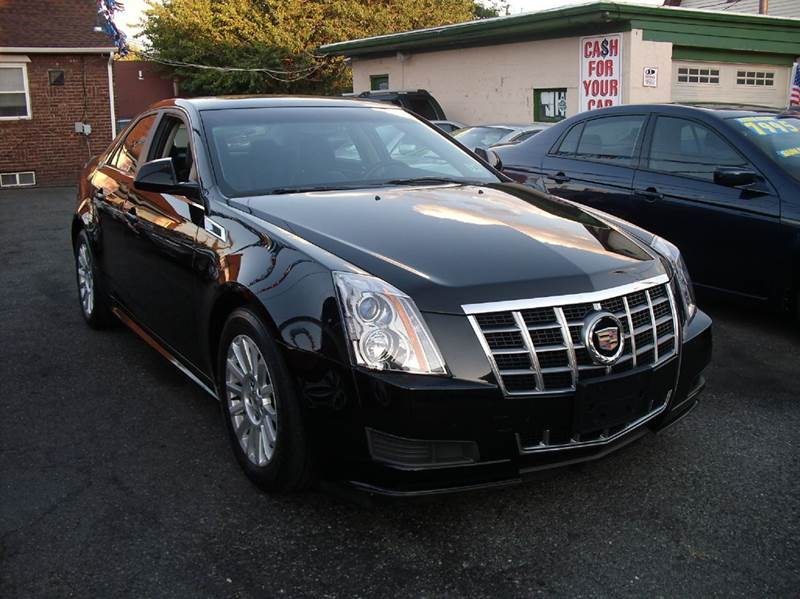 2012 Cadillac Cts In Little Ferry Nj Kar Connection