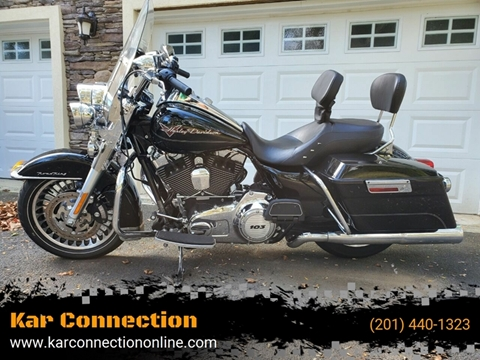 2013 Harley-Davidson Road King for sale in Little Ferry, NJ