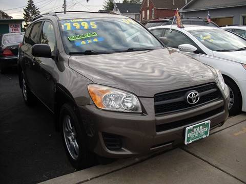2009 Toyota RAV4 for sale at Kar Connection in Little Ferry NJ