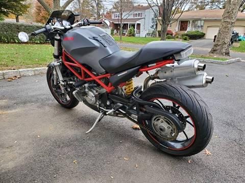 2007 Ducati MONSTER TESTASTRETTA S4R