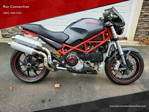 2007 Ducati MONSTER TESTASTRETTA S4R for sale in Little Ferry, NJ