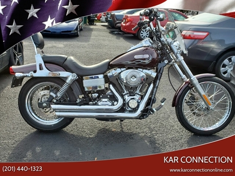 2006 Harley-Davidson FXDWGI DYNA WIDE GLIDE for sale in Little Ferry, NJ