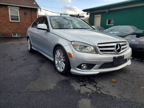 2009 Mercedes-Benz C-Class for sale at Kar Connection in Little Ferry NJ