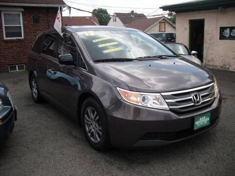 2013 Honda Odyssey for sale at Kar Connection in Little Ferry NJ
