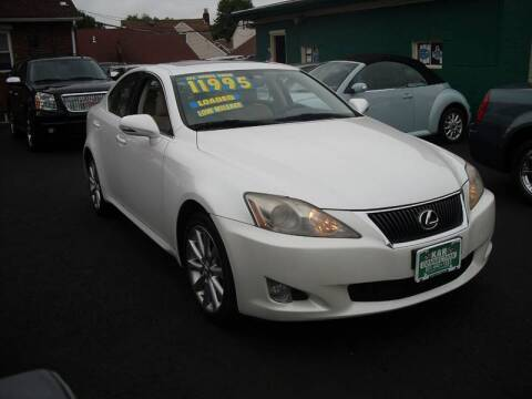 2009 Lexus IS 250 for sale at Kar Connection in Little Ferry NJ