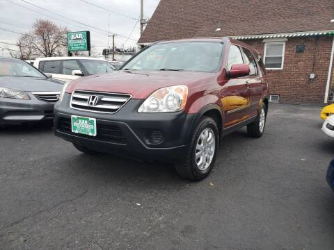 2006 Honda CR-V for sale at Kar Connection in Little Ferry NJ