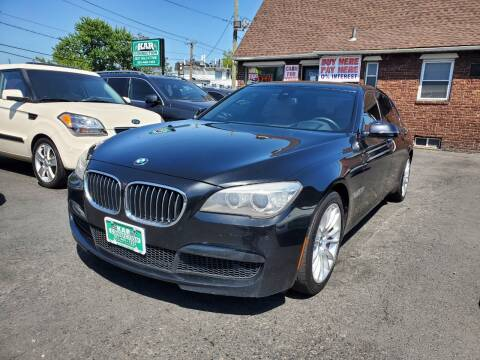 2013 BMW 7 Series for sale at Kar Connection in Little Ferry NJ
