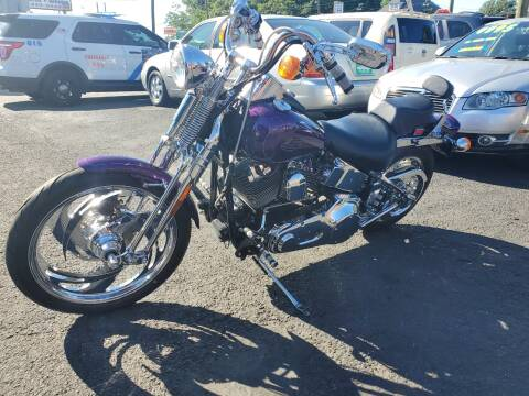 2001 Harley-Davidson FXSTSI Softail Springer