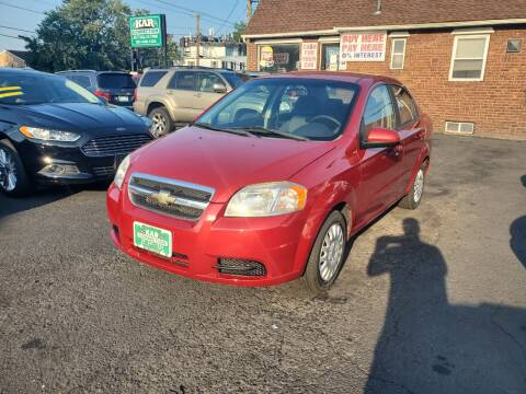 2010 Chevrolet Aveo for sale at Kar Connection in Little Ferry NJ