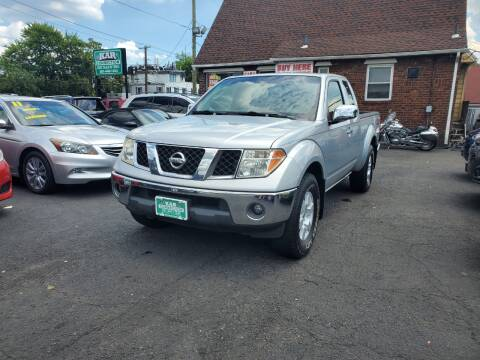 2007 Nissan Frontier for sale at Kar Connection in Little Ferry NJ